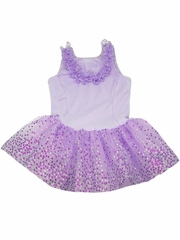 Lavender Sparkle Tutu Dress