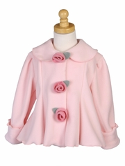 Light Pink Garden Jacket