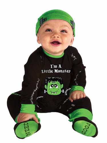Lil Monster Infant Costume