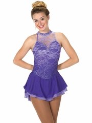 Jerry's 103 Lilac Lace on Lilacs Dress