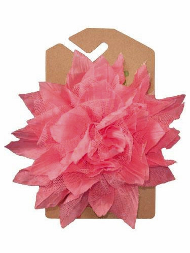 Lily & Momo Star Bright Soft Pink Hair Clip