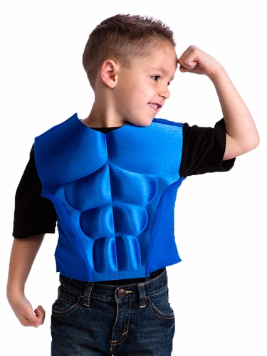 Little Adventures Blue Power Vest