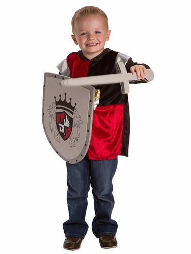 Little Adventures Boys Sword & Shield Set