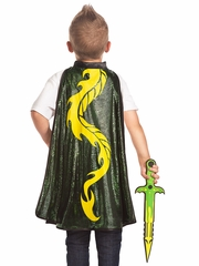 Little Adventures Dragon Cape & Sword Set