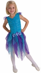 Little Adventures Girls Teal Fairy Costume