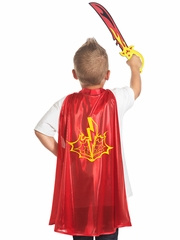 Little Adventures Hero Cape & Sword Set