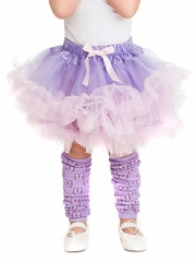 Little Adventures Lilac & Pink Fluffy Tutu