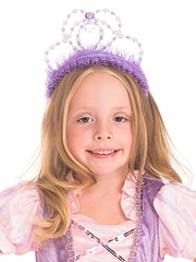 Little Adventures Lilac Princess Crown