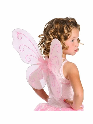 Little Adventures Pink Fairy Wing