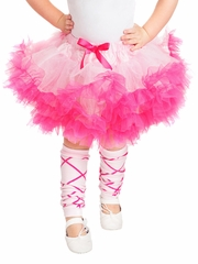 Little Adventures Pink Fluffy Tutu