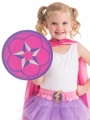 Little Adventures Pink Power Shield