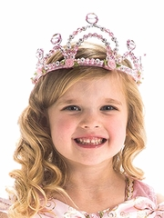 Little Adventures Pink Princess Crown