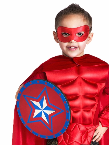 Little Adventures Red Power Shield