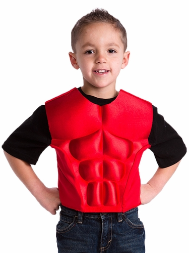 Little Adventures Red Power Vest