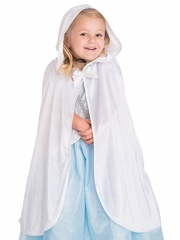 Little Adventures White Cloak