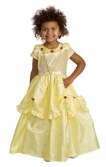 Little Adventures Yellow Beauty Costume