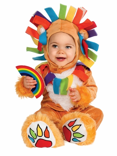 Lucky Lion Infant Costume