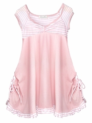 LunaLuna Shell Pink Regatta Dress
