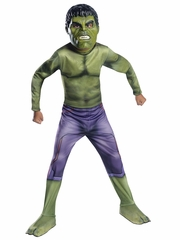 Marvel Avengers Age Of Ultron Hulk Costume