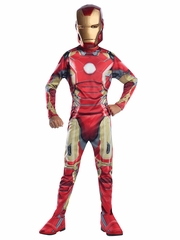 "Marvel Avengers Age Of Ultron Iron Man ""Mark 43"" Costume"