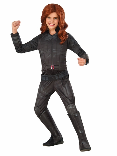 Marvel Civil War Black Widow Deluxe