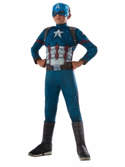 Marvel Civil War Captain America Deluxe