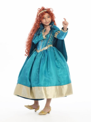 Merida Deluxe Costume w/ Cape