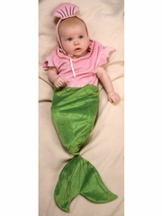 Mermaid Bunting Costume