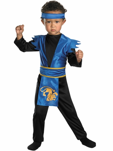 Midnight Ninja Costume