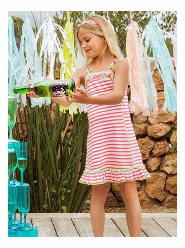 Mim-Pi Pool Party Sundress