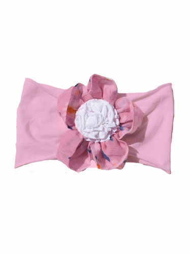 Mimi & Maggie Daisies Collection Lavender Headband