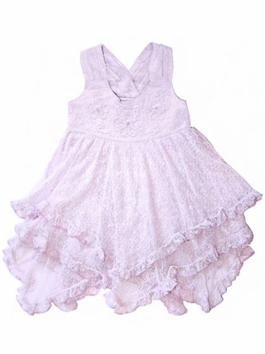 Mimi & Maggie Lavender Claire Dress