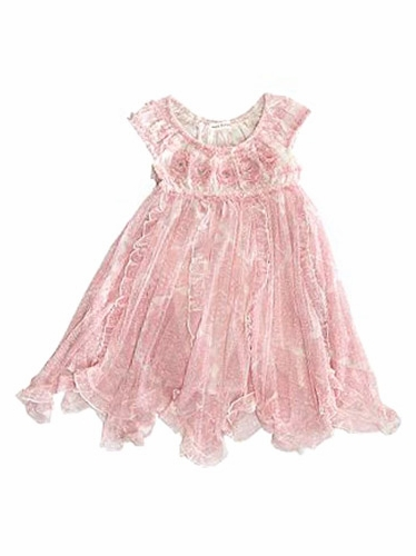Mimi & Maggie Little Pink Ballerina Dress