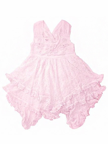 Mimi & Maggie Pink Claire Dress