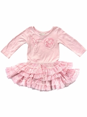 Mimi & Maggie Pretty Ballerina Dress & Leggings Set