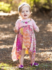 Mimi & Maggie Rustic Canyon Babies Mooncakes Dress