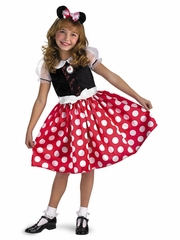Minnie Mouse Classic Kids Costume