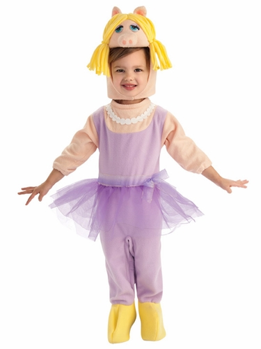 Miss Piggy Romper Costume