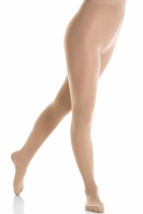 Mondor 3345 Light Tan Footed Durable Tight