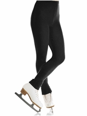 Mondor Black Footless Natural Tight