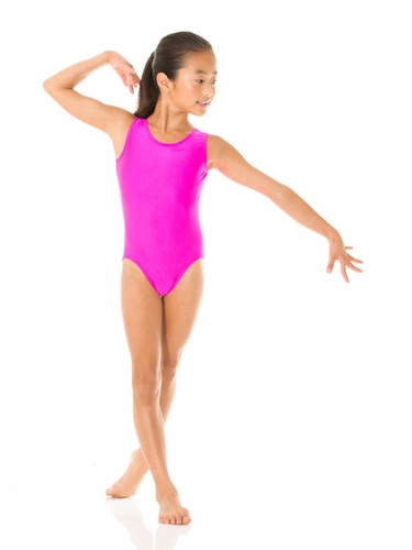 Mondor Cherry Tank Leotard