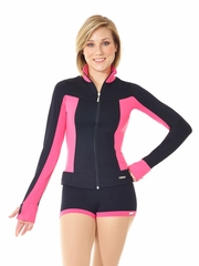 Mondor Dragon Pink Supplex Colorful Sides Jacket
