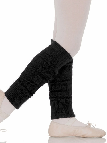 "Mondor Junior 14"" Black Legwarmers"