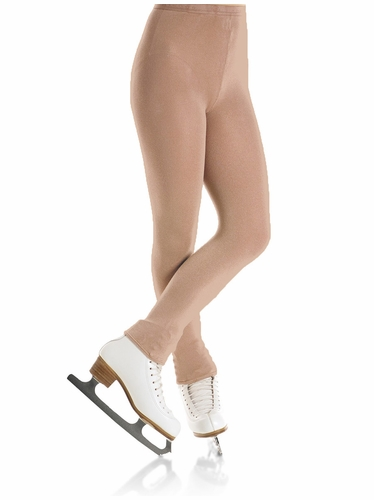Mondor Light Tan Footless Natural Tight