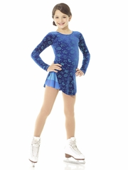 Mondor Ocean Garden Sparkling Born To Skate Dress