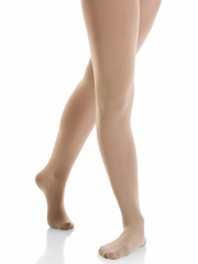 Mondor Suntan Performance Footed Tights