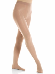 Mondor Suntan Semi-Opaque Footed Tights