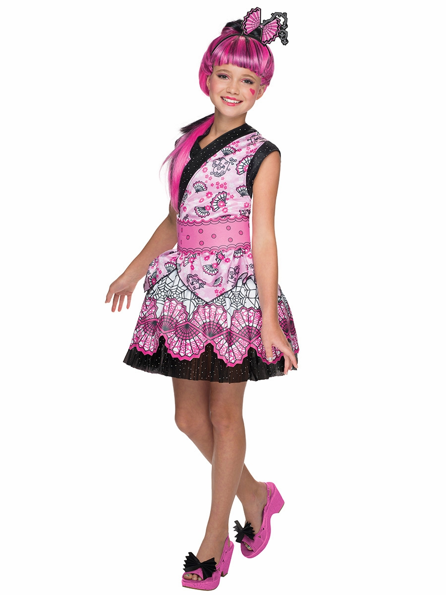 sc 1 st  Pink Princess & Monster High Draculaura Costume