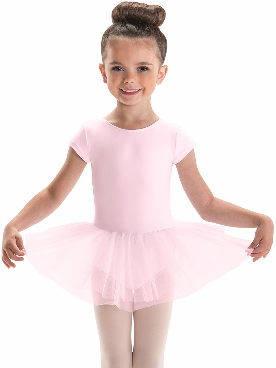 92b463507 Click to Enlarge Click to Enlarge. Motionwear Pink Cap Sleeve Tutu Leotard
