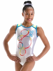 Motionwear Rio & USA Wide Strap XBack Leotard
